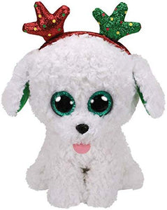 Sugar Dog Beanie Boo Plush by TY