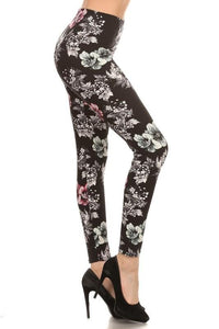 A Touch of Color Buttery Soft Leggings