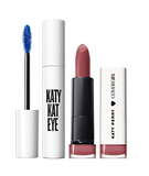 CoverGirl Katy Kat Gift Set with Eye Perry Blue Mascara & Matte Lipstick, Catoure