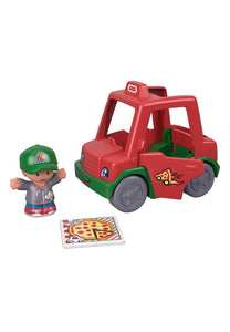 Fisher-Price Little People Have a Slice Pizza Delivery Car