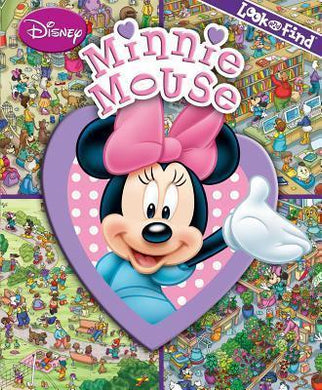 Minnie Mouse Look and Find Book