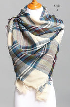 Load image into Gallery viewer, Oversized Blanket Scarf