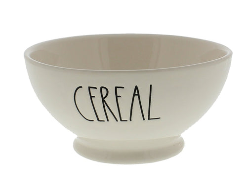 SOLD OUT Rae Dunn by Magenta CEREAL Bowl