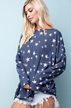 Star Printed Top