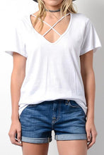 The Criss Cross Top