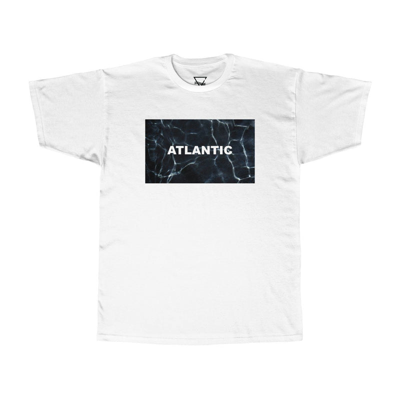 Atlantic T-shirt - BLANK AND BLUE
