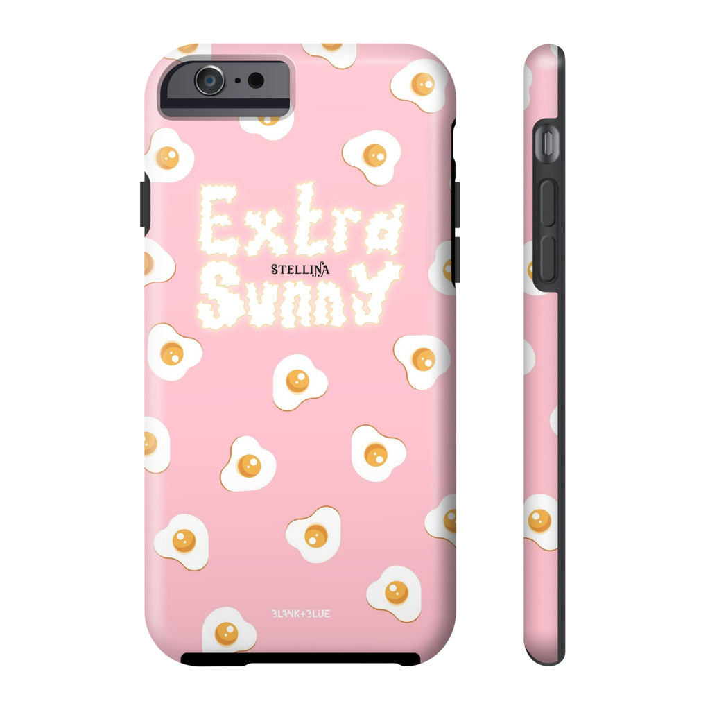 Extra Sunny Phone Case - BLANK AND BLUE