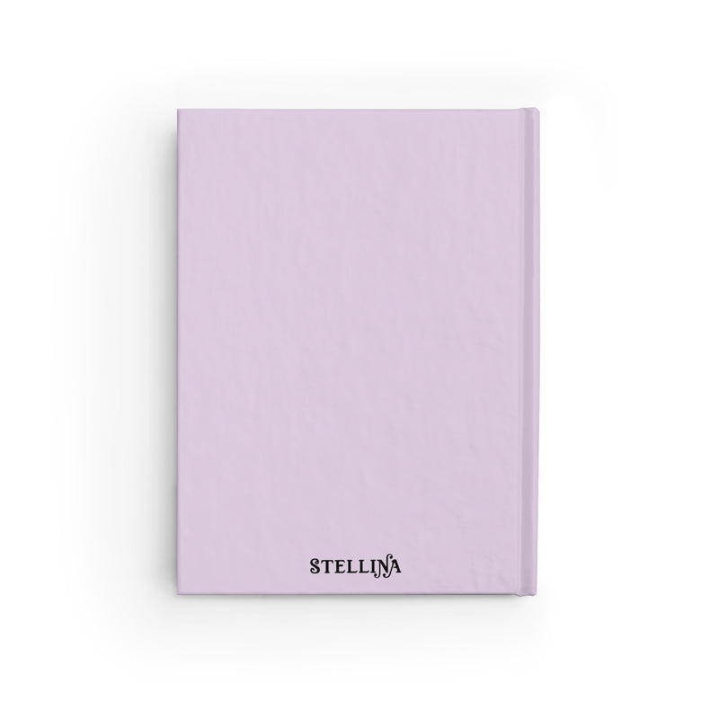 Stellina New Moon Journal - BLANK AND BLUE
