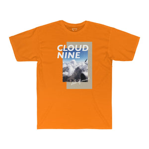 Cloud Nine T-shirt - BLANK AND BLUE