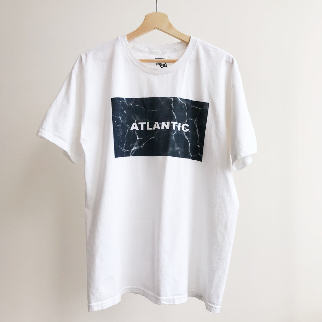 Atlantic T-shirt - BLANK AND BLUE fb-feed