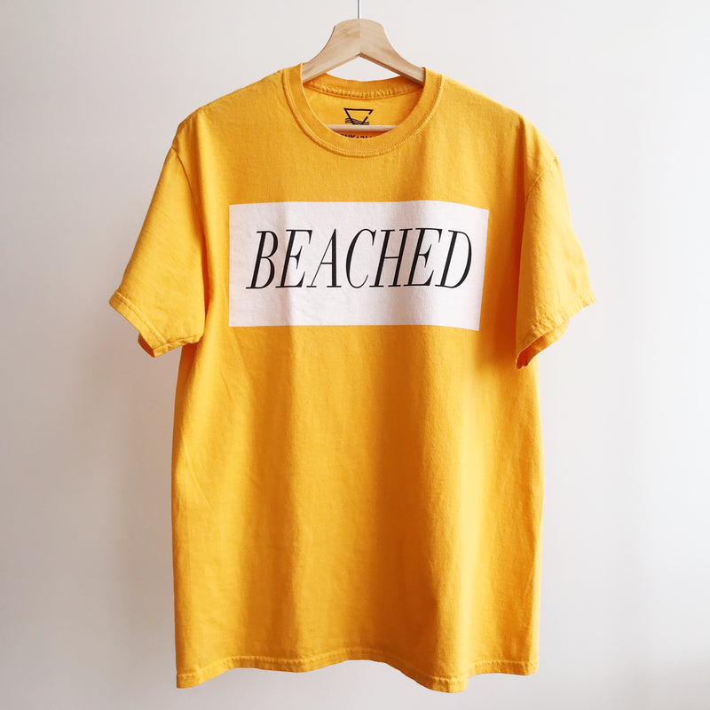 Beached T-Shirt - BLANK AND BLUE fb-feed
