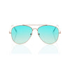 Limited Edition: Blue Mirror Aviator