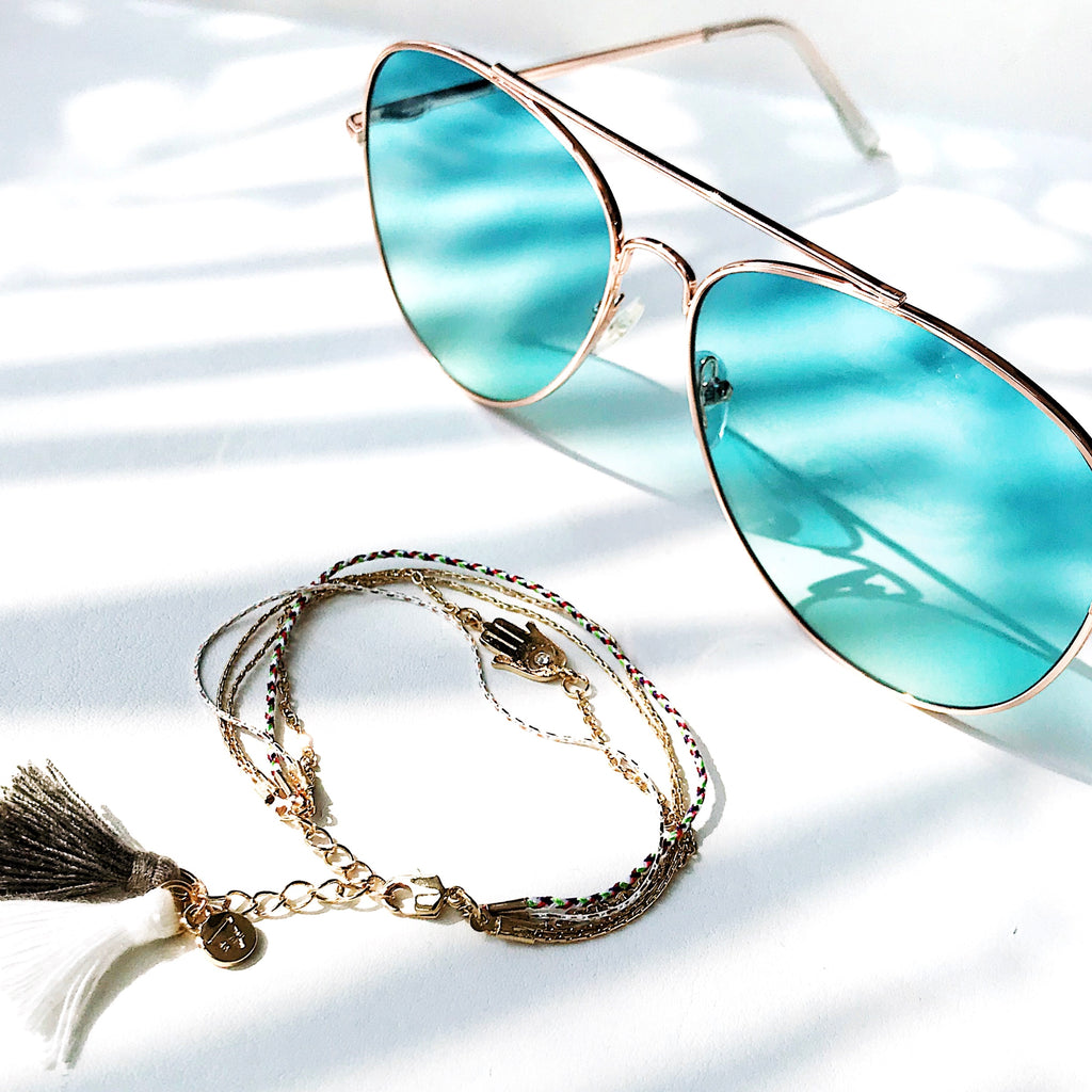 IBIZA Pack (Sunglasses + Bracelet)