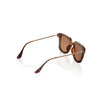 Summer Somewhere - Tortoise Sunglasses - BLANK AND BLUE