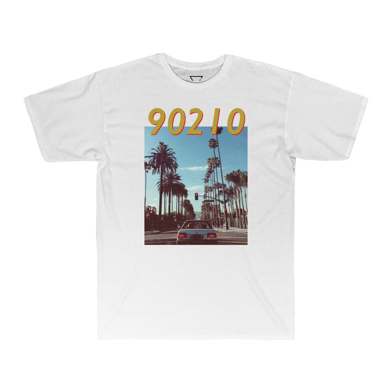 90210 Beverly Hills Zip Code T-shirt
