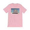 Lifeguard Tower T-Shirt - BLANK AND BLUE