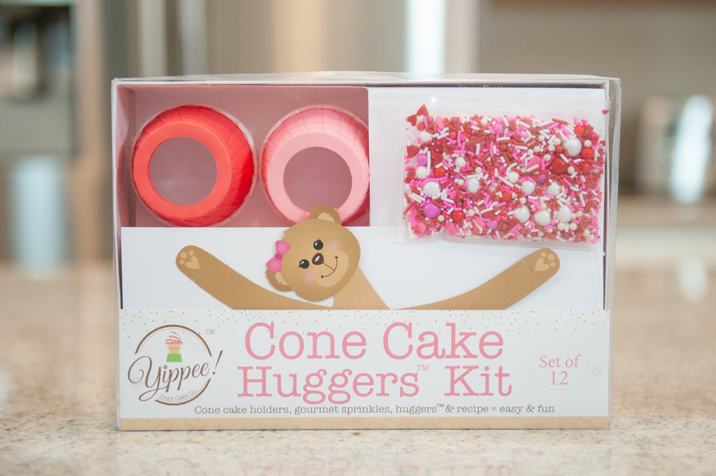 Bear Hugger Cone Cake Kit