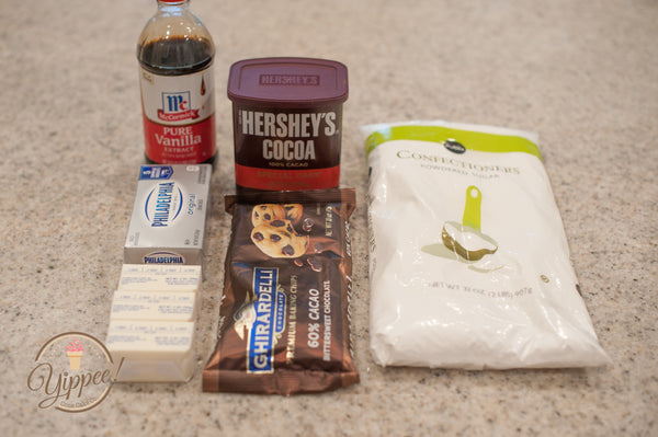 Icing ingredients