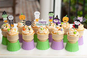Baking Cups and Toppers Set