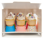 Cone Cake Carrier