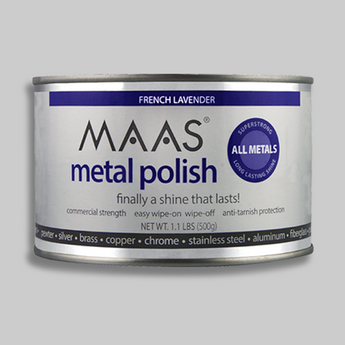 MAAS Metal Polish 1.1 lb Can