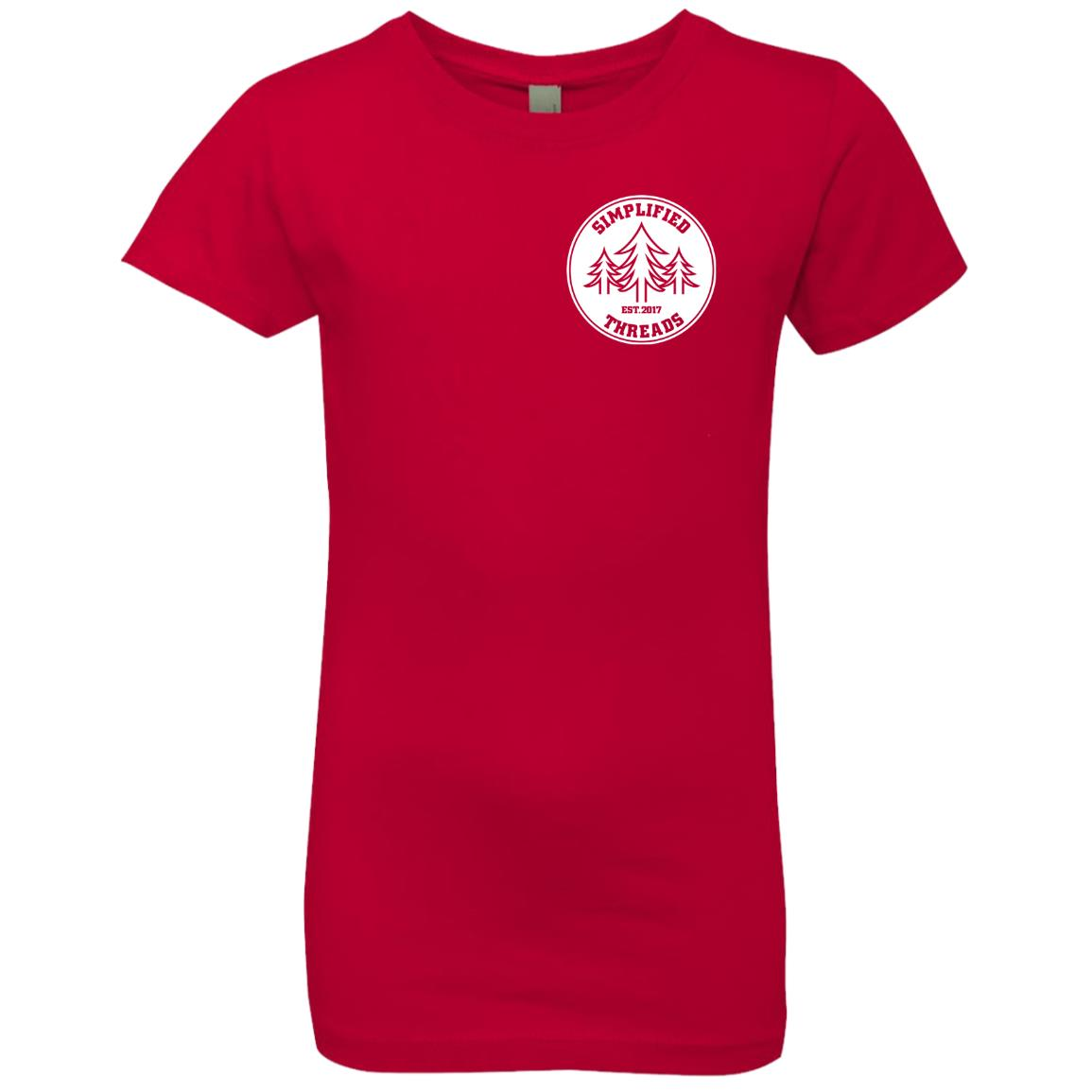 Kids Small Dig Your Roots Logo Tee | Girls'