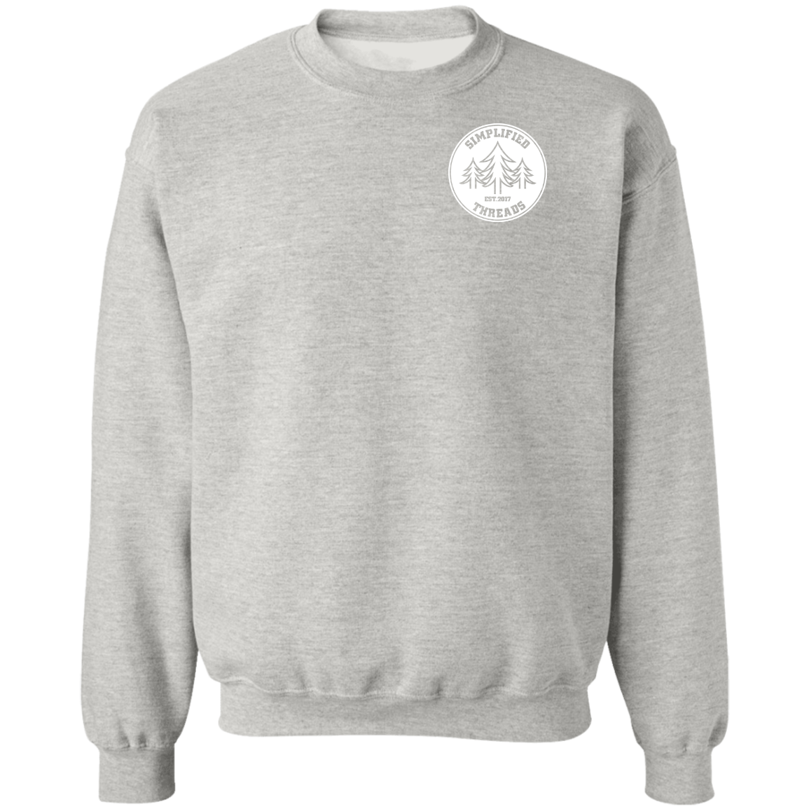 Small Dig Your Roots Logo Crewneck