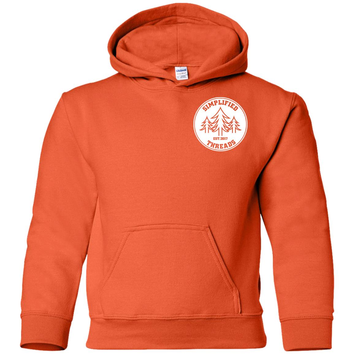 Kids Small Dig Your Roots Logo Hoodie