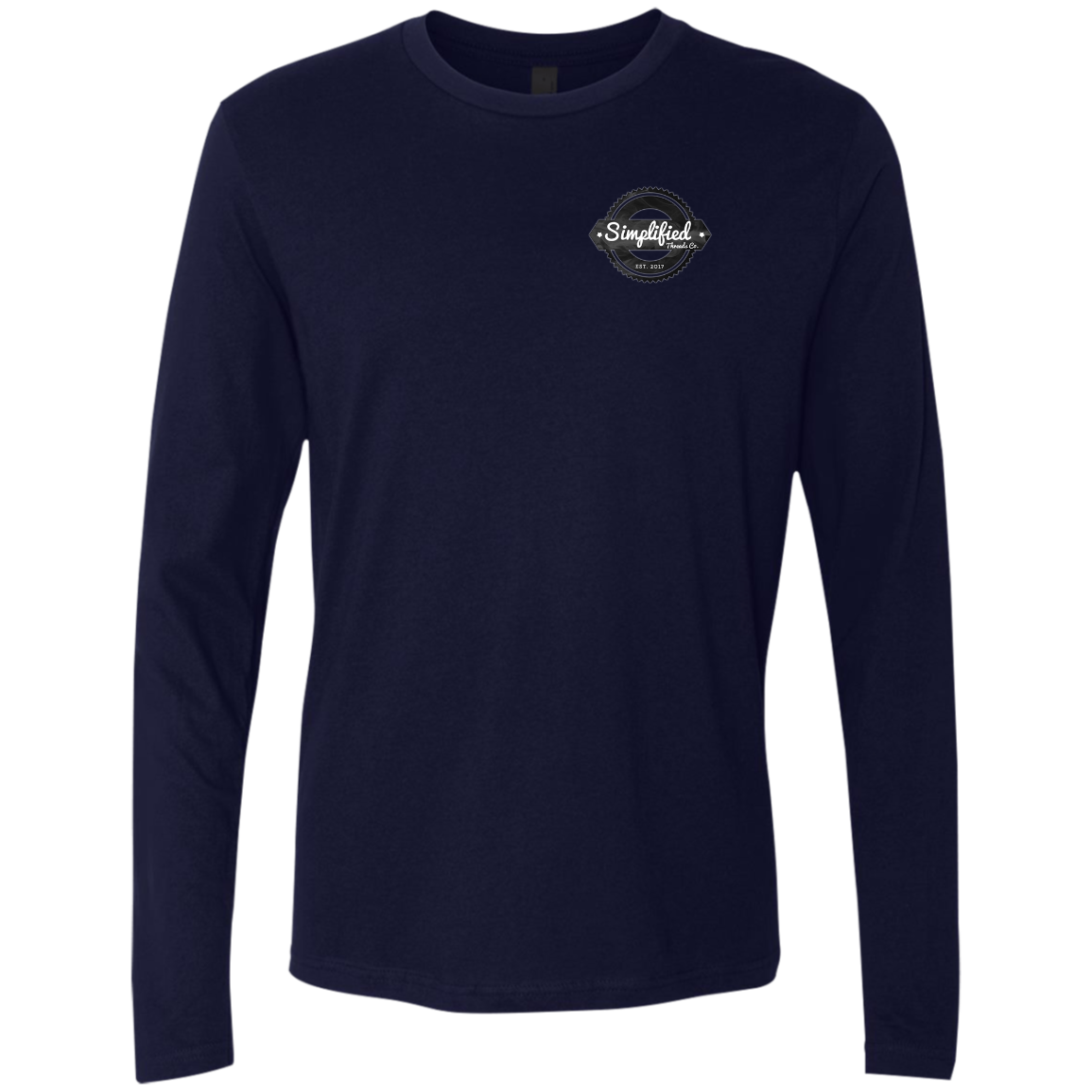 Small Classic Logo Long Sleeve