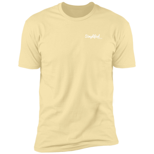 Classic Logo Front/ Back Tee