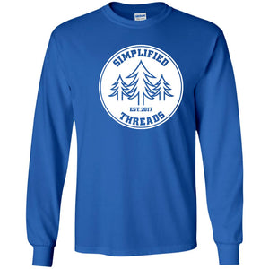 Kids Dig Your Roots Long Sleeve