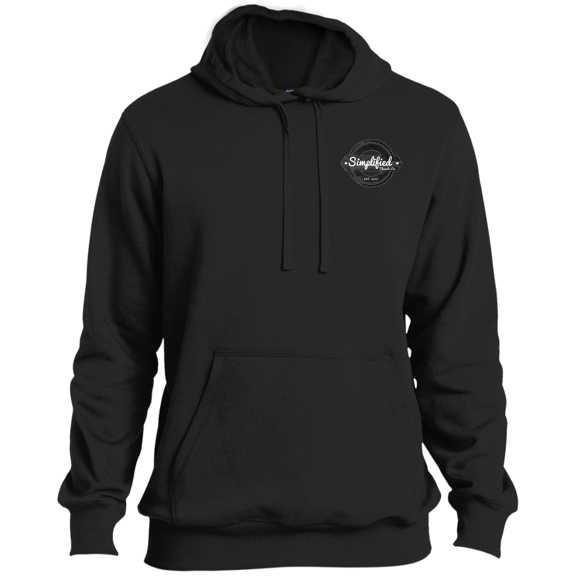 Small Classic Logo Hoodie