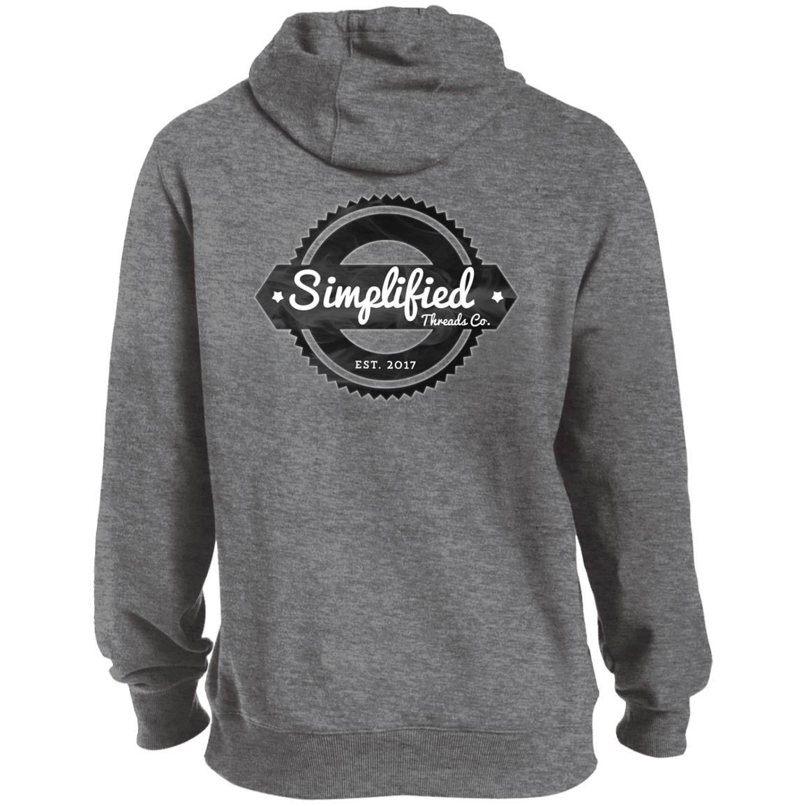 Classic Logo Front/ Back Hoodie