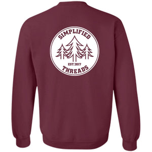 Dig Your Roots Front/ Back Crewneck