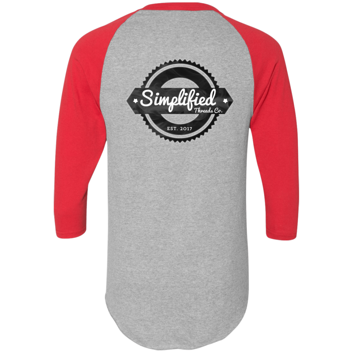 Classic Logo Front/ Back 3/4 Sleeve