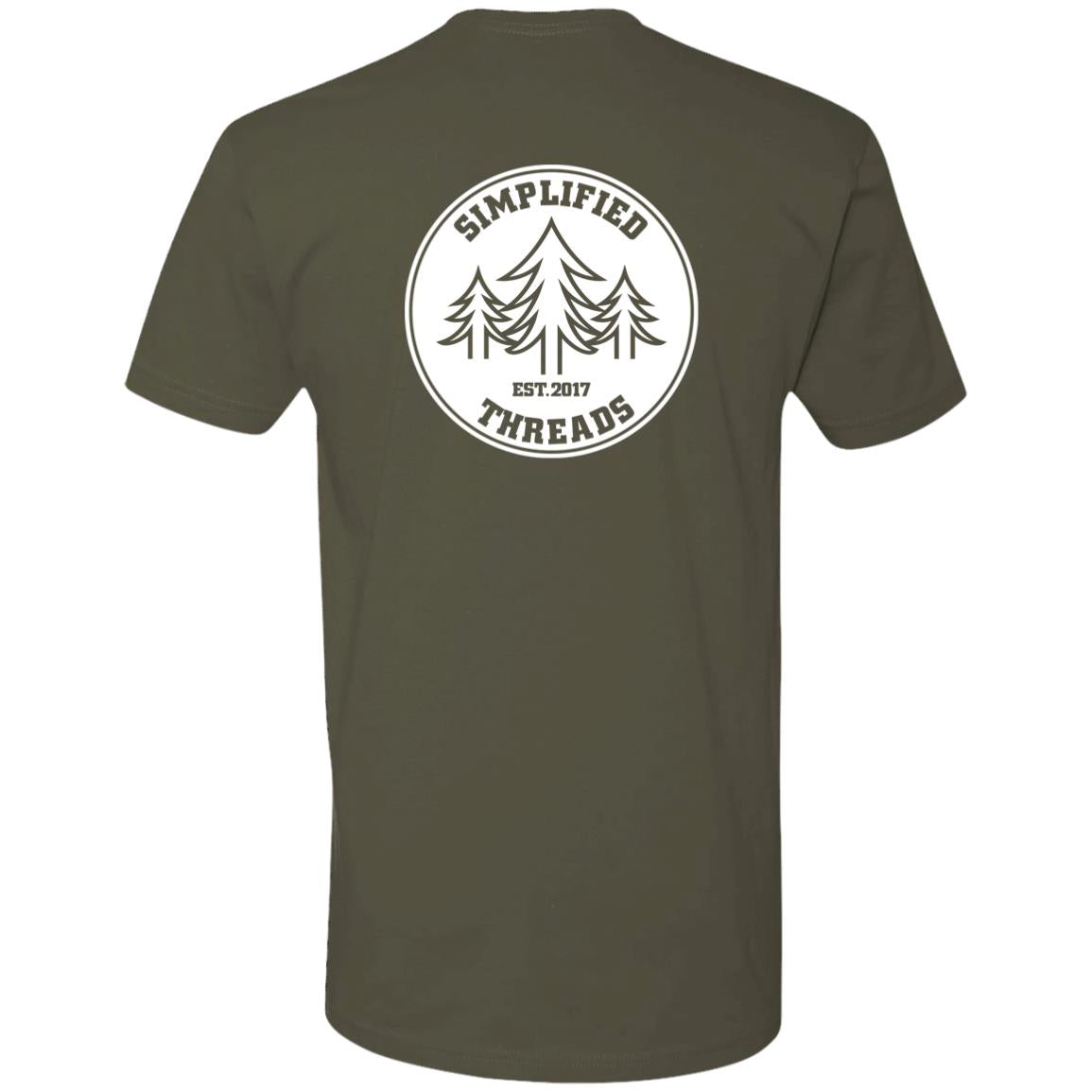 Dig Your Roots Front/ Back Tee