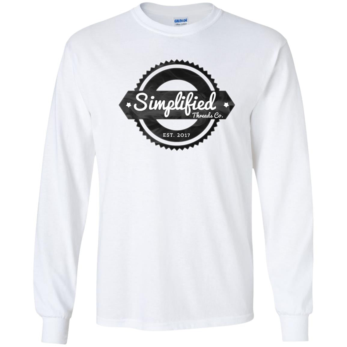 Kids Classic Logo Long Sleeve