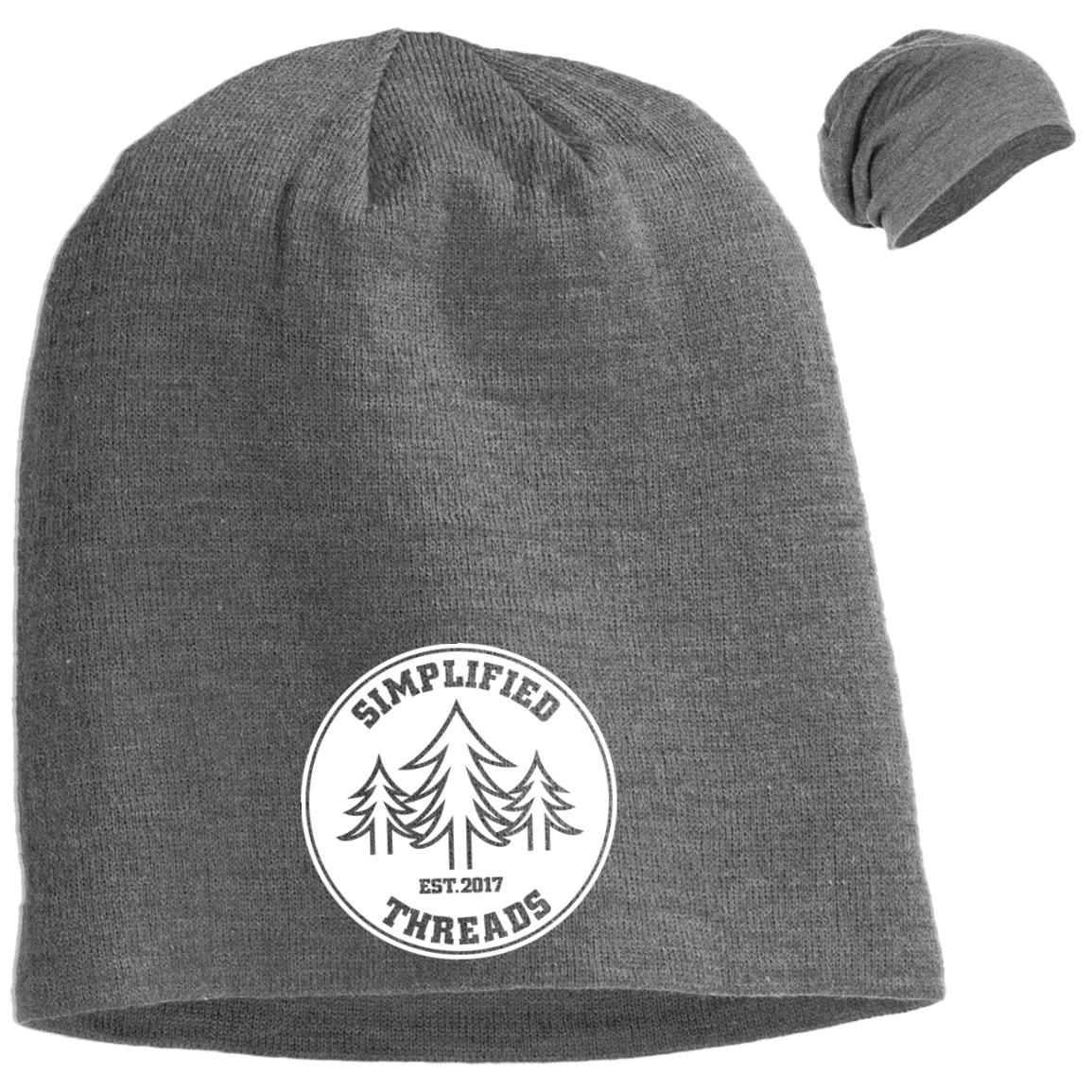 Dig Your Roots Slouch Beanie