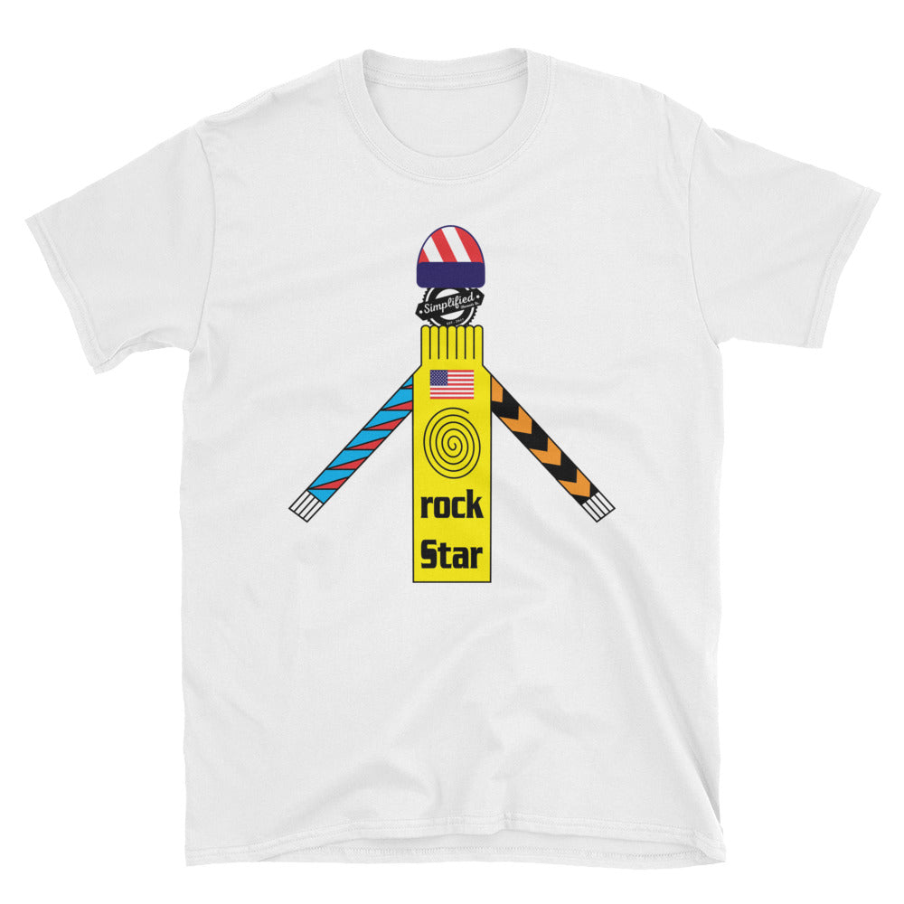 KBMS American Rock Star Logo Tee - Adult