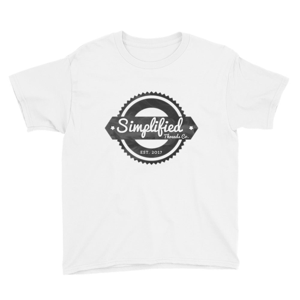 Youth Short Sleeve Classic Logo Tee