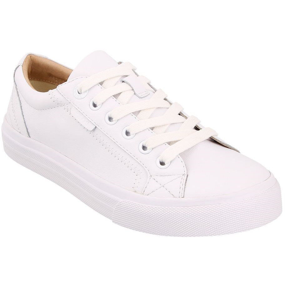 TAOS PLIM SOUL LUX WHITE LEATHER