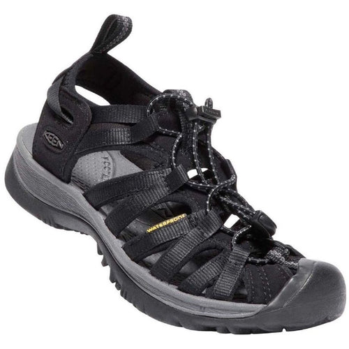WHISPER BLACK MAGNET - getset-footwear