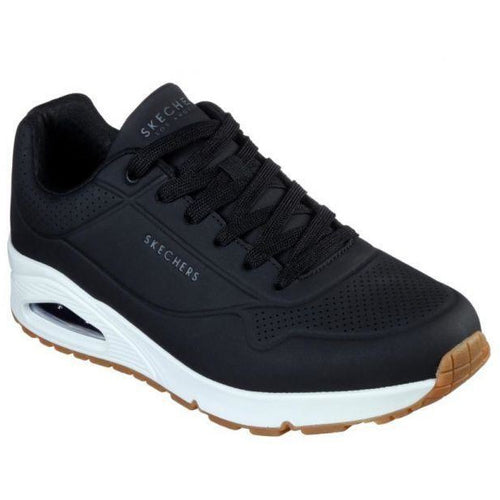 SKECHERS UNO - STAND ON AIR BLACK