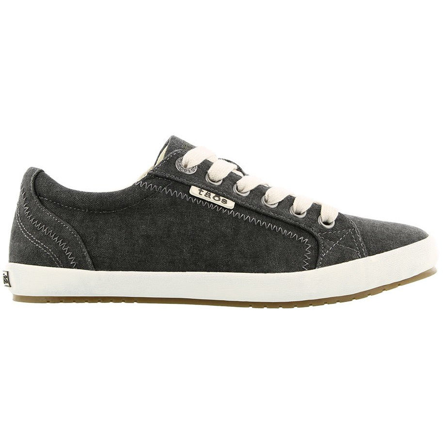 TAOS TAOS STAR CHARCOAL WASHED CANVAS getset-footwear.myshopify.com