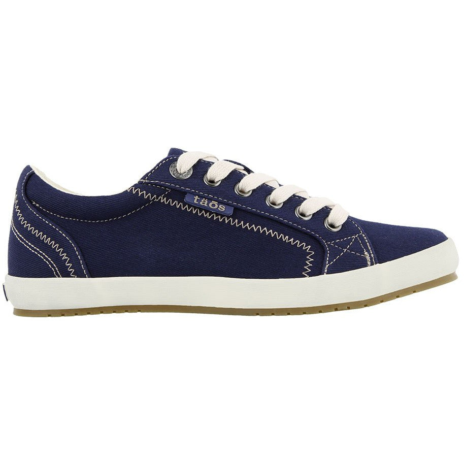 TAOS STAR NAVY TWILL CANVAS getset-footwear.myshopify.com