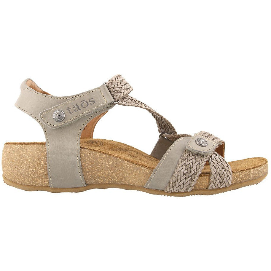 TAOS TRULIE LIGHT GREY getset-footwear.myshopify.com