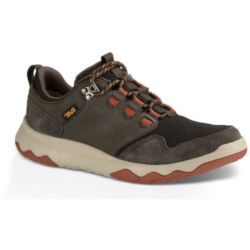 ARROWOOD WP BLACK OLIVE FIRED BRICK getset-footwear.myshopify.com
