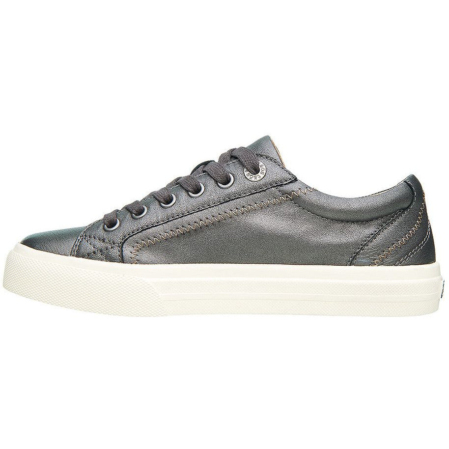 TAOS PLIM SOUL LUX PEWTER LEATHER