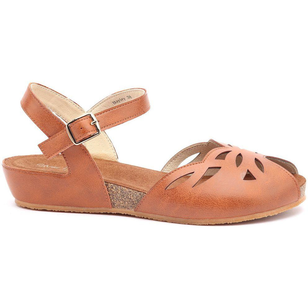 BAYLEY BURNISHED TAN getset-footwear.myshopify.com