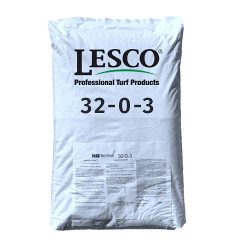Lesco 32-0-3 Turf Fertilizer